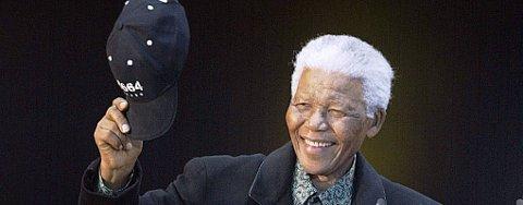 SKAL MINNES: Mandelakomiteen vil realisere et kunstverk i 2019 til minne om Mandela og verdiene han sto for.