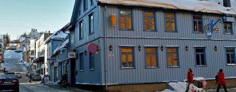 Blå Rock Kafe