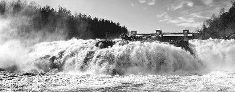GARANTERT: Norske kraftselskaper selger opprinnelsesgarantier for sin fornybare kraftproduksjon - men de fleste garantiene går til utlandet.