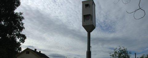 FOTOBOKSENE: 3 099 445 ble kontrollert i fotoboksene på Eina - Bruflat, Hoff og Harestua -Grua.