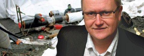 FORNØYD: Konsernsjef Eskil Lunde Jensen i Akershus Energi AS