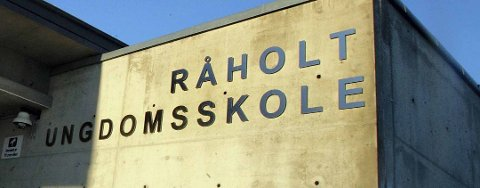 SMITTE: En elev ved Råholt ungdomskole i Eidsvoll har fått påvist korona, melder kommunen.