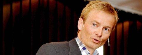 Helge Orten, stortingsrepresentant for Høyre.