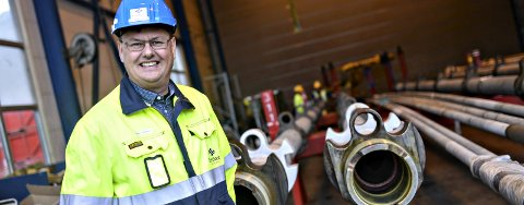 - Baseavtalen med Equinor betyr at vi sikrer arbeidsplassene til flesteparten av våre 225 ansatte i Kristiansund og Florø fram til juli 2023. Det sier Stein Arve Olsen, som er Site Manager ved NorSea Vestbase.