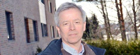 Håper på mange søkere: Kommunalsjef Lasse Fure.