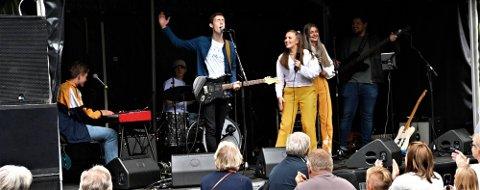 Bandet Lacuna bestående av Jon Ole Bagstad, Jonas Stormoen, Torunn Gilberg, Kristina Blakli, Ole Andreas Løfsgård og Per-Øyvind Bøe Olsen hadde gledet seg stort til kveldens konsert.