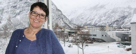 Gode dager: Rita Janne Fagerli legger vekt på å nyte livet og gjøre gode ting for folk hun har rundt seg.