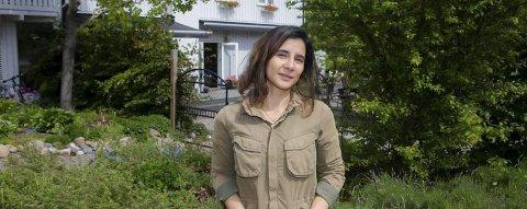 Sandy  Farazjou planlegger en annerledes bolig på Veierland.
