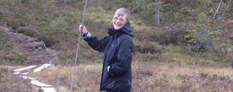 Aud Bergli Berger gikk bort i februar i år, 69 år gammel. Nå samler familien inn penger til et helt spesielt tilbud.