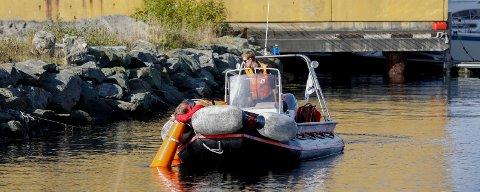 Haugesund 1809 2017 Bilder fra leteaksjon etter 19 år gamle Mats Kristoffer Tysse Flygansvær