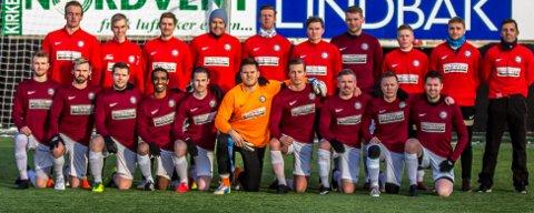 I TOPPEN: Krokevdalens herrelag ser ut til å kunne kjempe om et historisk opprykk til nasjonal fotball denne sesongen. I kveld møter Kroken-guttene Fløya 2 til toppkamp på hjemmebane.