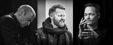 Tord Gustavsen Trio gjester Nordland Teater 12. mai.