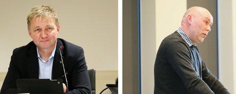 Pål Morten Borgli og Kenny Rettore vil være inhabile i deler av møter tirsdag. Kenny Rettore sender sin vararepresentant.