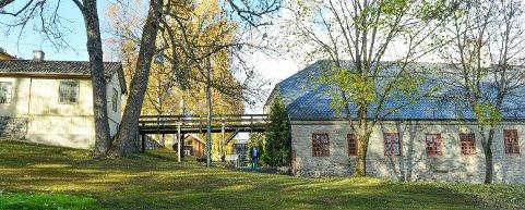 UTDATERT: Norsk Bergverksmuseum trenger fornyelse.