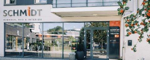 TIL NYDAL: Den franske interiørprodusenten Schmidt Groupe etablerer seg i IKEA Handelspark i slutten av andre kvartal 2022.