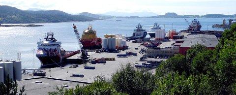 NorSea, som har seks havner langs norskekysten, blant annet Vestbase, får 25 millioner kroner av Kystverket til utvikling av framtidens havner.