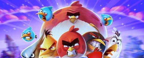 SINNA-FUGLER: De sinte fuglene i Angry Birds og de grønne grisene tar kampen til et nytt nivå i den nye Angry Birds-filmen. De har alltid vært uenige, men hva skjer når de oppdager en tredje øy?