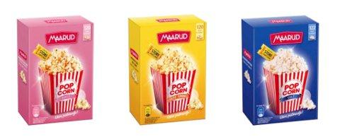 KAST: Har du kjøpt popcorn av denne typen bør du kaste dem.
