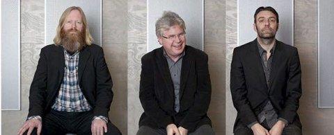 Vigleik Storaas trio i Mørkholla onsdag.