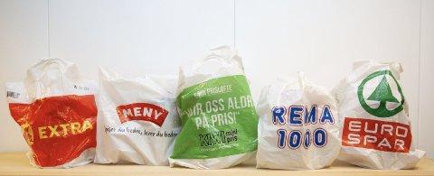 TESTER: Enhver.no har testet Norges seks største dagligvarekjeder over tre uker. Vinneren ble Kiwi.