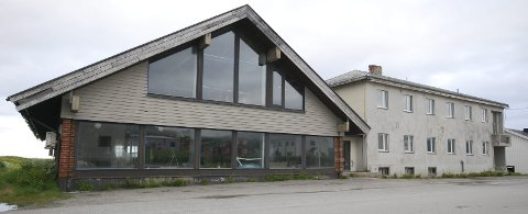 PENGENE ER TAPT: Kreditorene etter konkursen ved Storgaten 30 Eieindom AS, som eier hotellbygningen i Berlevåg, får lite eller ikke noe utbetalt.