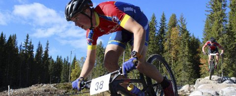 Norgescup: Brumunddal Sykleklubb vil arrangere norgescup rundbane på Veldre Sag.FOTO: Mariann Beausire