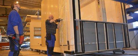 Ettertraktet: – Denne typen arbeidskraft er ettertraktet, sier Rune Slåttsveen i Nav Ringsaker.Arkiv