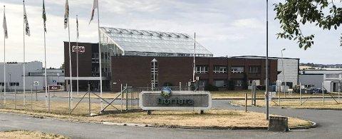 VIL UTVIDE: Nortura på Rudshøgda ønsker å bygge ut anlegget.