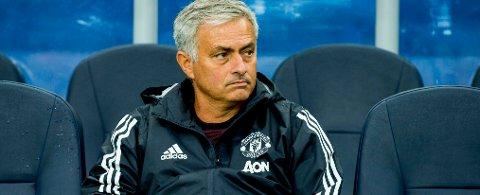 Mourinho hevder at han presset spillerne som en appelsin for å få dem til å prestere.