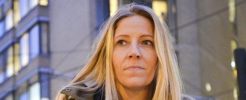 LEDER AN: Nina Jensen, generalsekretær i WWF og i spissen for kampen for ulv i norsk natur.