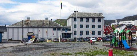 Rådhuset, Nordkapp kommune