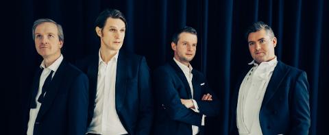 JULESTEMNING: I desember kommer Tenorane og Steffen Horn til Namsos med sin populære juleforestilling.