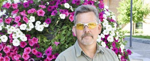 Har det bra i dag: Kurt Frantzen (61) er generalsekretær i Framfylkingen og befant seg på Utøya under terrorangrepet for fem år siden. Han reddet livet ved å gjemme seg for massedrapsmannen i en grillbu. I dag velger Askim-mannen å se fremover isteden for å skue bakover