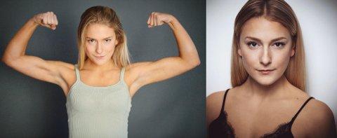JAKTER DRØMMEN: Linn Solem (20) fra Vestfold følger hjertet og jakter på drømmen om å bli skuespiller, nå også stuntkvinne i USA. Hun har drevet med teater siden hun var fem år gammel.