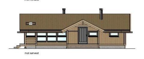 """Ny hytte: """"Utseende på hytta som DNT søker om i Haldorbu minner veldig om utseende på (Hedda)hytta som DNT ønsker å bygge i Storeskag, skriver Øystre Slidre fjellstyre og mener at den ikke passer inn."""