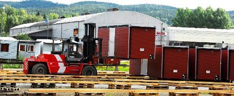 Moelven Byggmodul er et av Moelven-konsernets 43 produksjonsselskaper.