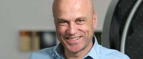 Konserndirektør Erik Espeset i Tafjord ble valgt til ny styreleder i NHO Møre og Romsdal.
