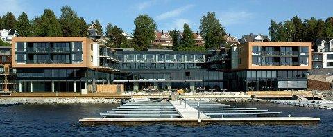 ANMERKNINGER: Son Spa har fått anmerkninger fra Mattilsynet