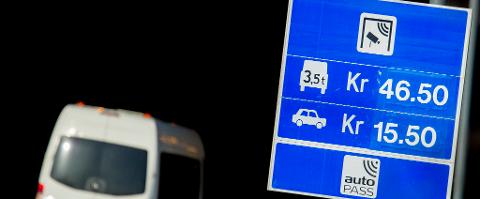 Bilister må belage seg på å betale bompenger også i årene som kommer.