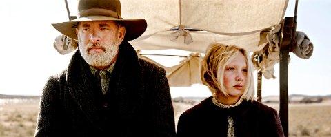 DRAAMA: Westernmiljøet skildres perfekt og er akkompagnert av nydelig musikk.