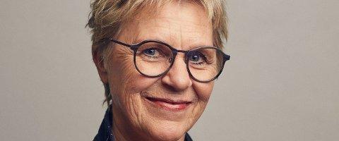 EN EPOKE SLUTT: Marit Holtet går av som direktør ved Brageteatret etter å ha hatt jobben i to tiår.