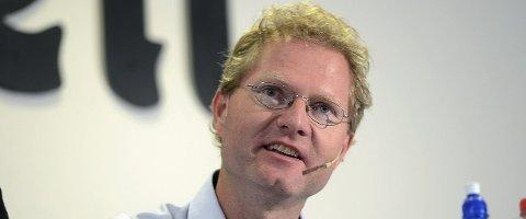 GLAD: Storingsrepresentant Tor Andre Johnsen (Frp).