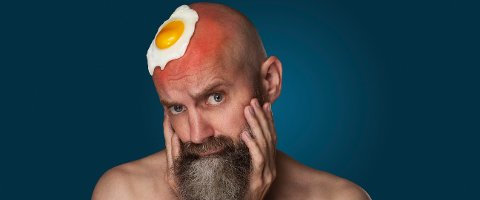Rosabloggeren, skuespilleren, komikeren, musikeren, pinupmodellen, multitalentet og tøysekoppen Egil Hegerberg er klar som et egg for Skjærvafest.
