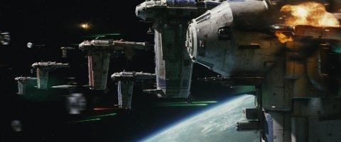 Star Wars er tilbake. Det gleder et stjernekrigselskende hjerte.