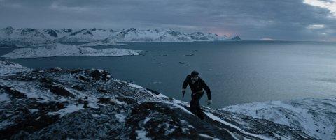 Strabasiøst: Jan Baalsrud brukte over to måneder på reisen fra Rebbenesøya til Sverige.