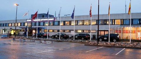 Haugesund lufthavn Karmøy innfører nytt betalingssystem, igjen.