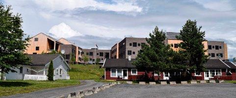 LABO: Nærheten til Labo helse- og omsorgssenter står sentralt i planene for det nye boligområdet på Lena.