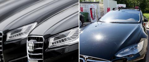 EU-KONTROLL: Statens vegvesen har innført nye regler for EU-kontroll på bil.