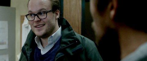 I CELEBERT SELSKAP: Petter Vermeli spiller patologen Harry Wallenberg i NRK-serien «Monster». I rikskanalens nye storsating spiller han blant andre med Jakob Oftebro og Bjørn Sundquist.