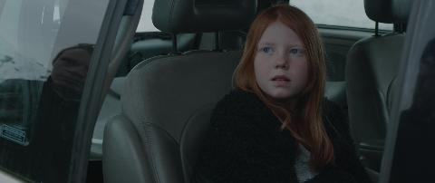 """Da Halfdan Hallseth produserte kortfilmen """"Ransom"""" i Bjørnafjorden, trådde både lokalmiljø og familie til. Datteren Victoria sin skuespiller-debut får nå premiere i New York."""